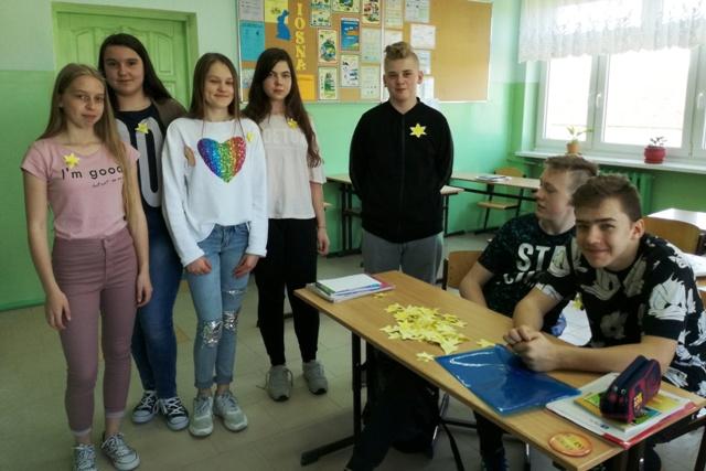 Akcja społeczno-edukacyjna Żonkile