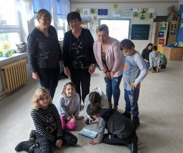 POLSKO – NIEMIECKIE WARSZTATY  ROBOTYKI / 2019